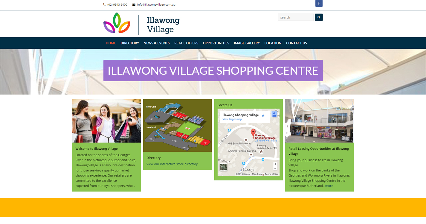 Illawong shopping centre