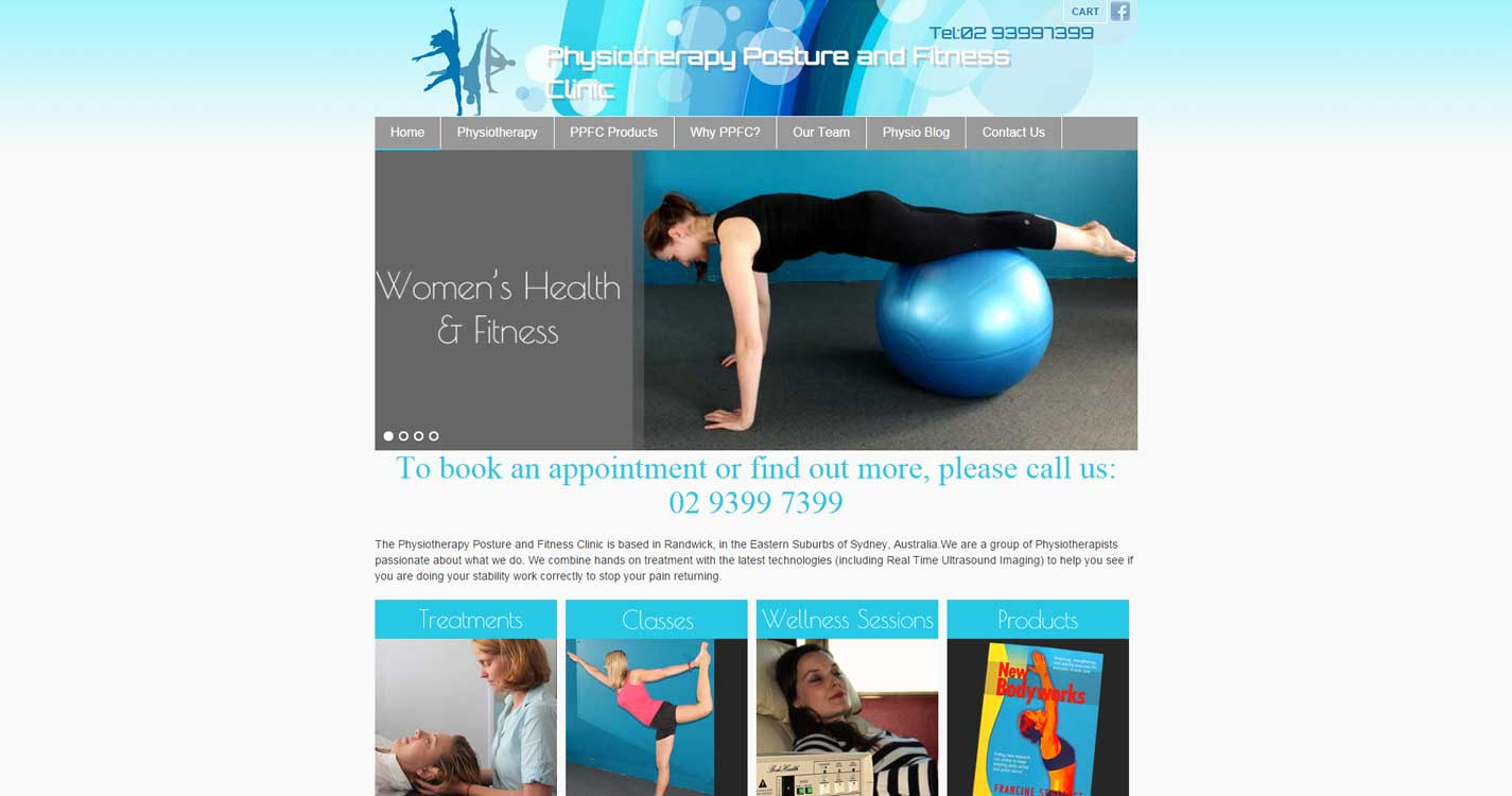 Physiotherapy Posture And Fitness Clinic